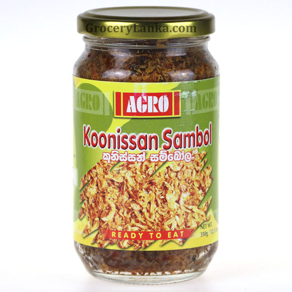 Koonissan Sambol - Dried Shrimp Sambol