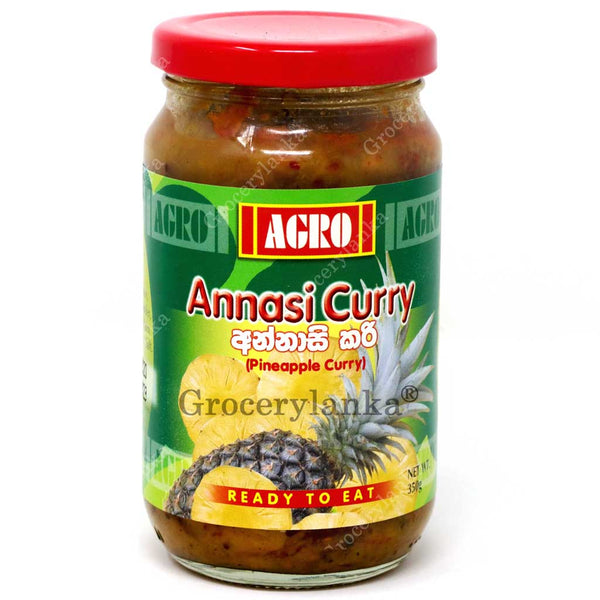 Agro Pineapple Curry 350g