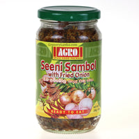 Agro Seeni Sambol with Fried Onion 250g
