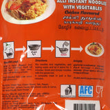 Alli Instant Noodles with Vegetables (Chicken Flavored) Information