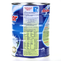 Anchor Milk Powder Nutrition Information