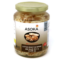 Asoka Lotus Root in Brine 650g