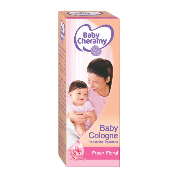 Baby Cheramy Baby Cologne 200ml - Fresh Floral