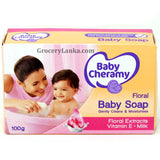 Baby Cheramy Baby Soap Floral 100g
