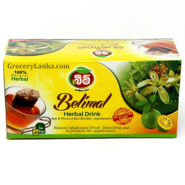Beam Belimal Herbal Drink 20 Packs