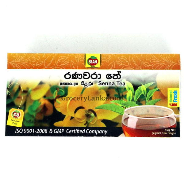 Beam Ranawara Hearbal Tea 20 Bags