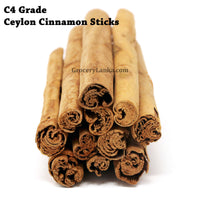 Ceylon Cinnamon Sticks 100g