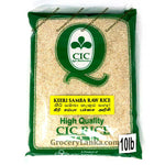 CIC Keer Samba Raw Rice 10lb