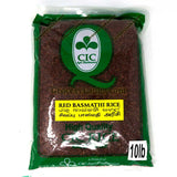 CIC Red Basmathi Rice 10lb