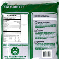 CIC Red Matta Rice 10lb Facts