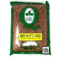 CIC Red Matta Rice 10lb
