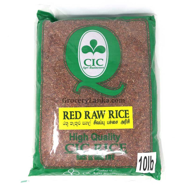 CIC Red Raw Rice 10lb