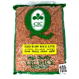 CIC Red Raw Rice Lite (Rosa Kekulu) 10lb
