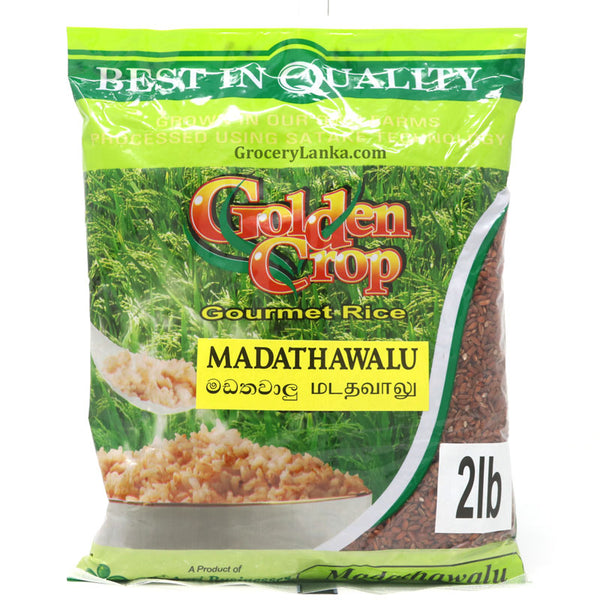 Sri Lankan Traditional Madathawalu Rice