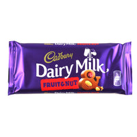 Fruit and Nut Milk Chocolate from Cadbury