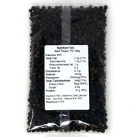 Grocerylanka Ceylon Black Peppercorn 100g  Nutrition Facts