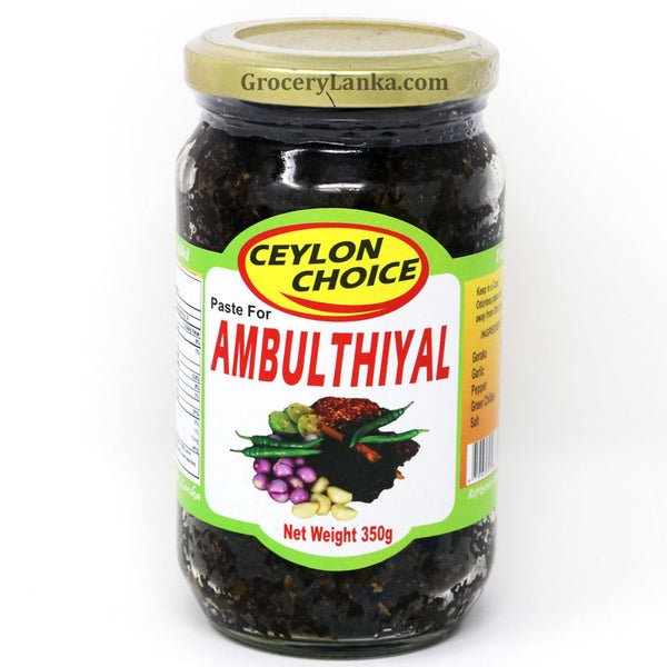 Ceylon Choice Ambulthiyal Paste 350g
