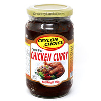 Ceylon Choice Chicken Curry Paste 350g