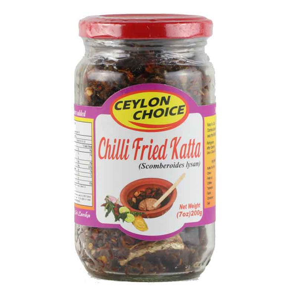 Chili Fried Katta Dry Fish