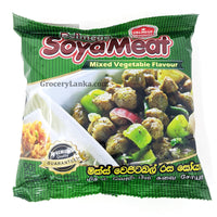 Delmege SoyaMeat - Mixed Vegetable Flavor 90g