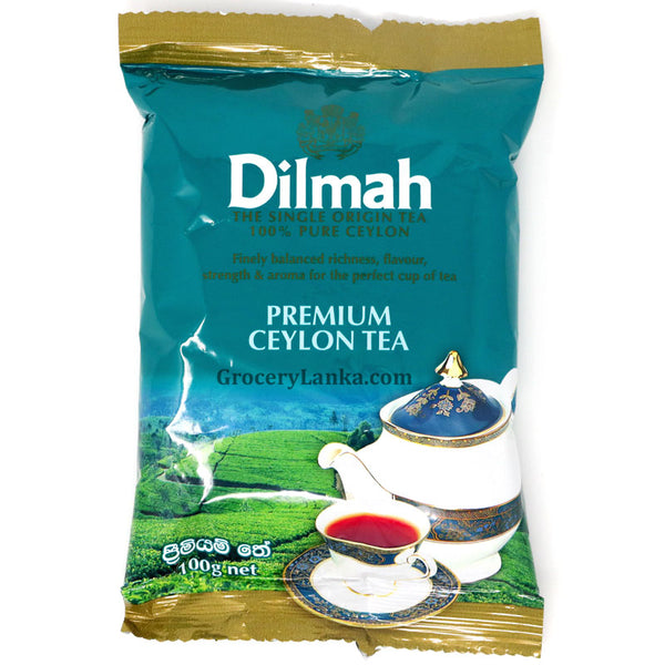Dilmah Loose Tea 100g (Small Pack)