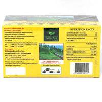 Exotic English Breakfast Tea 50 Bags Information