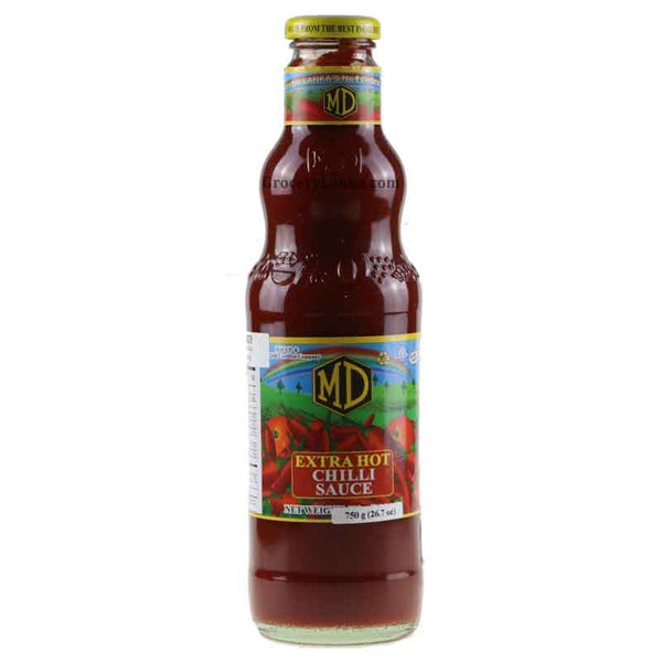 MD Extra Hot Chili Sauce