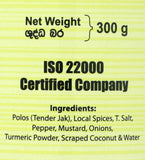 Foreconns Polos Malluma 300g Ingredients