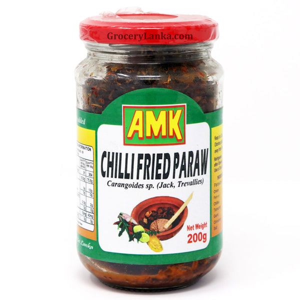 AMK Fried Chili Paraw 200g