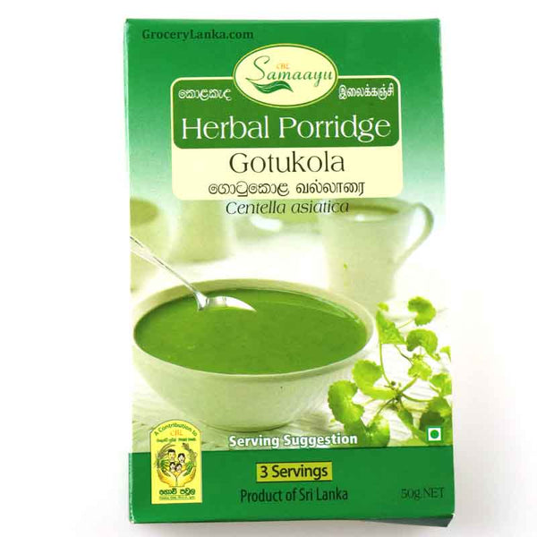 Gotukola Herbal Porridge