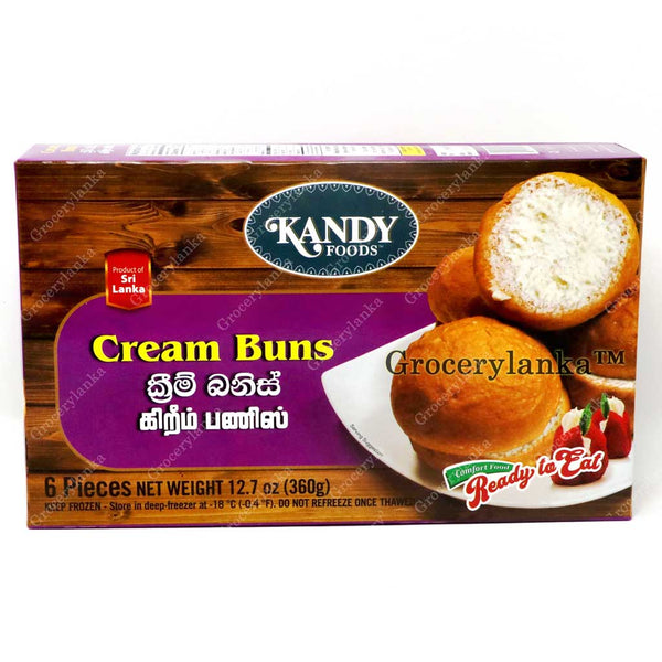 Sri Lankan Cream Buns