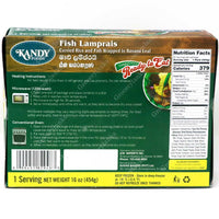 Kandy Foods Fish Lamprais - Frozen (In-Store or Curbside Pickup Only)