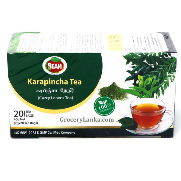 Beam Karapincha Tea 20 bags