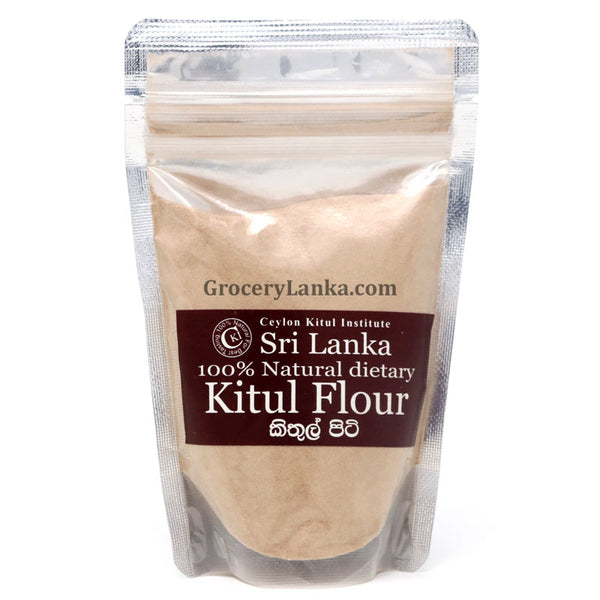 Kitul Flour  100g, Ceylon Kitul Institute, 100% Natural Dietary