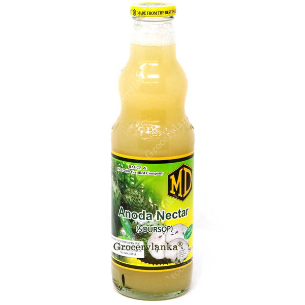 MD Anoda Nectar 750ml (Soursop)