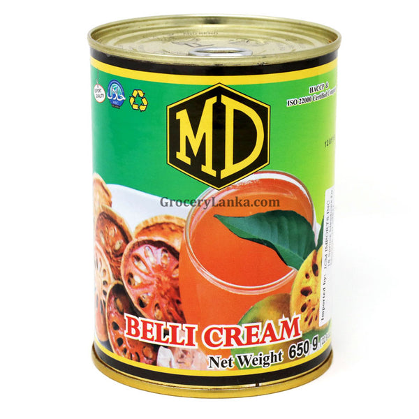 MD Belli Cream 650g