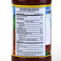 MD Extra Hot Chilli Sauce 400g