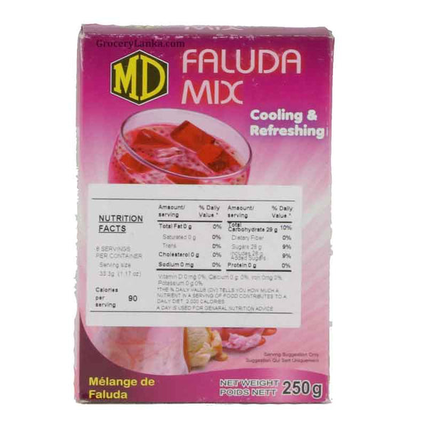 MD Faluda Mix 250g
