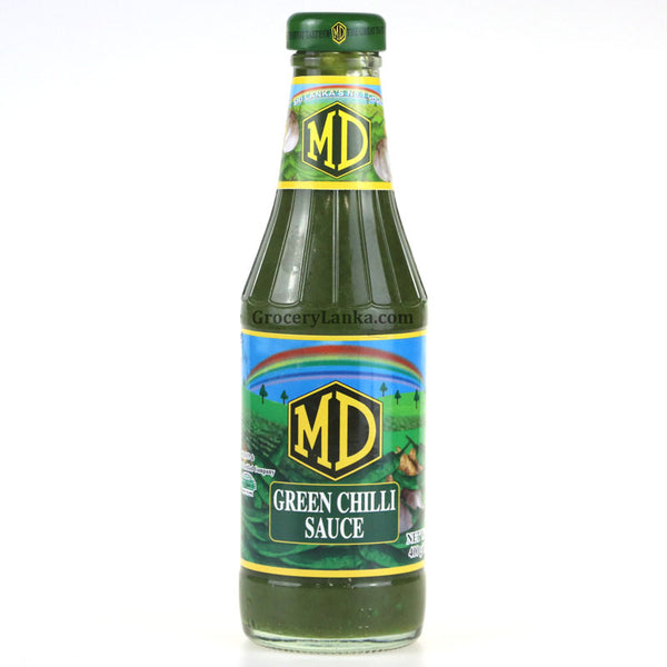 MD Green Chili Sauce 400g