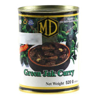 MD Green Jack (Polos) Curry 520g