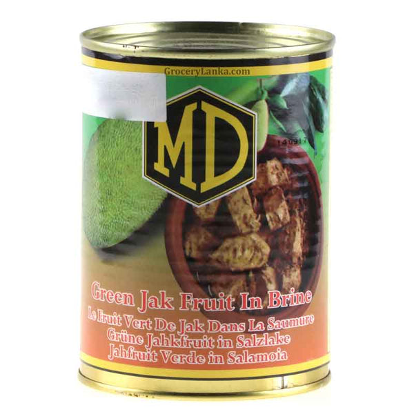 MD Green Jackfruit (Polos) in Brine 520g