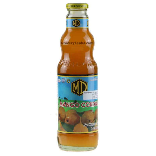 MD Mango Cordial 750ml(25.4 fl oz)