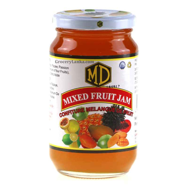 MD Mixed Fruit Jam 450g(15.8oz)