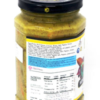 MD Mixed Pickle 400g Ingredients