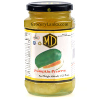 MD Pumpkin Preserve 490ml