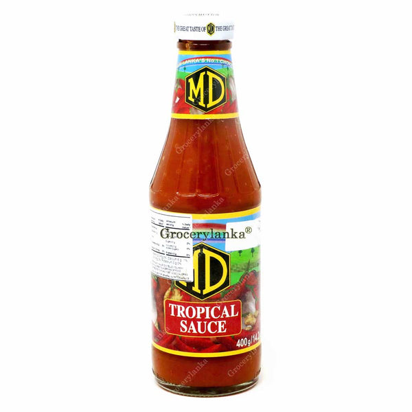 MD Tropical Sauce 400g