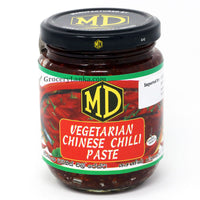 MD Vegetarian Chinese Chili Paste 270g