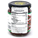 MD Vegetarian Chinese Chili Paste Facts