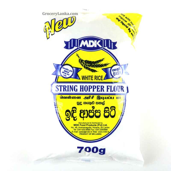 MDK white string hopper flour