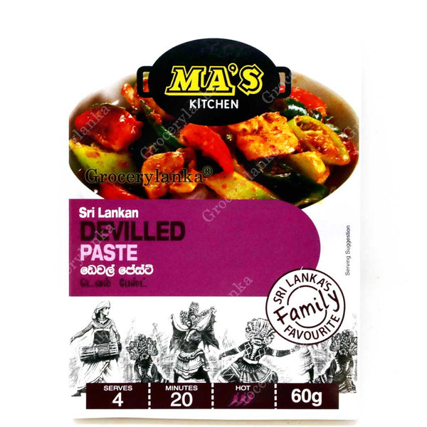 Ma's Kitchen Devilled Paste 60g